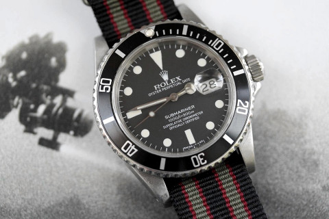 Montre de légende - Rolex Submariner